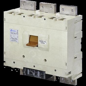 Выключатель автоматический ВА53-43-334710-20УХЛ3 1600А 660В