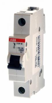 Выключатель автоматический однополюсный 201M K15UC