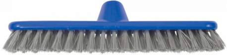Щетка для пола пластмассовая, Модерн 5-рядная 50х270 мм