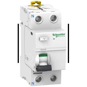 Выключатель дифференциального тока (УЗО) 2п 40А 30мА АС