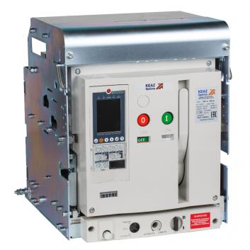 Выключатель автоматический OptiMat A2500N-D-MR7-B-ПД2-З-ПК-У3